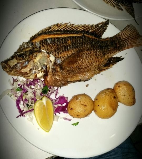 Petersfisk - fiska av Peter sjølv?